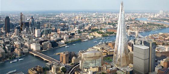 london skyline banner
