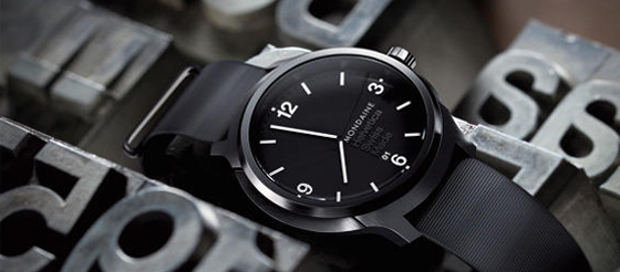luxury smartwatch banner