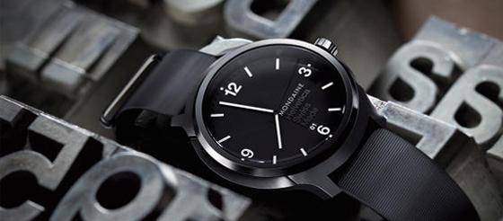 luxury smartwatch banner