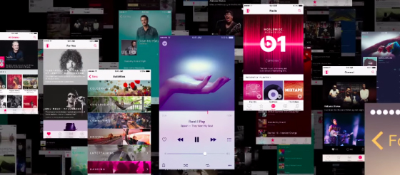 apple music banner blog
