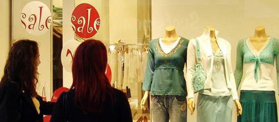 fashion shopping banner